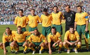 seleccion australiana de futbol