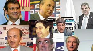 Presidentes 2006/07