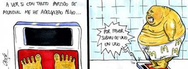 ronaldo y los diarios deportivos