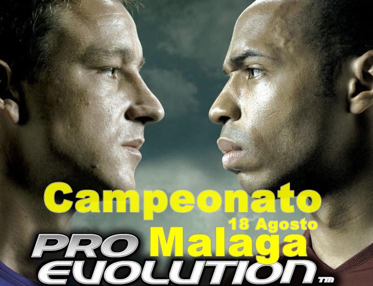 campeonato proevolution soccer