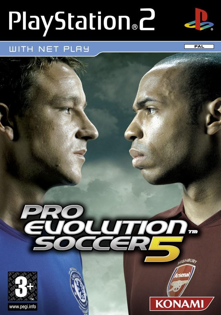 Winning Eleven - Pro Evolution Soccer Megapost